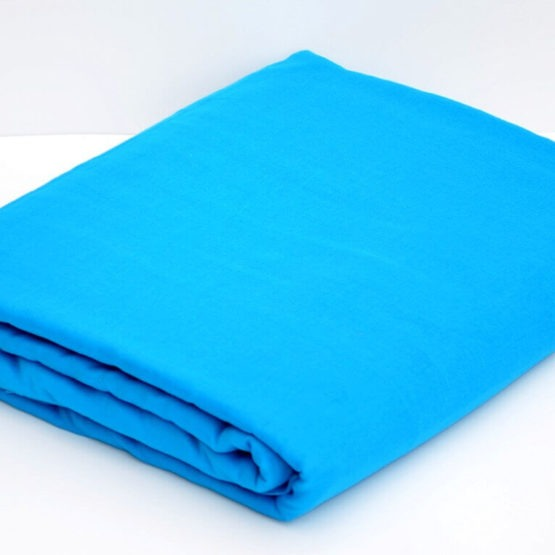 Buy Deep Sky Blue Full Voile Turban