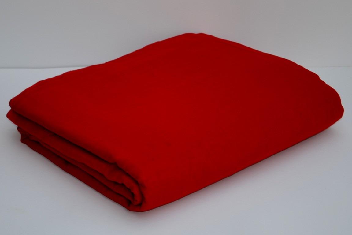 Tomato Bright Red Color Full Voile Turban